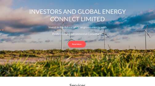 INVEGCONNECT – INVESTORS AND GLOBAL ENERGY CONNECT LIMITED