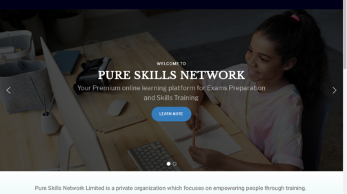 Pure Skills Network – The Place for Practical Professional Skill Learning