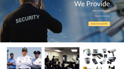 Awesome Security Services Ltd